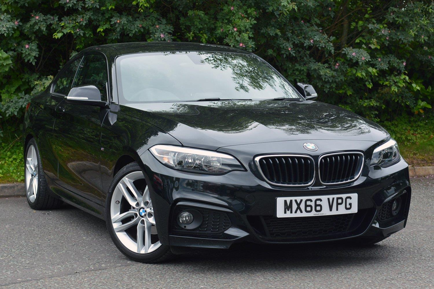 BMW 2 Series Coupé MX66VPG - Image 7