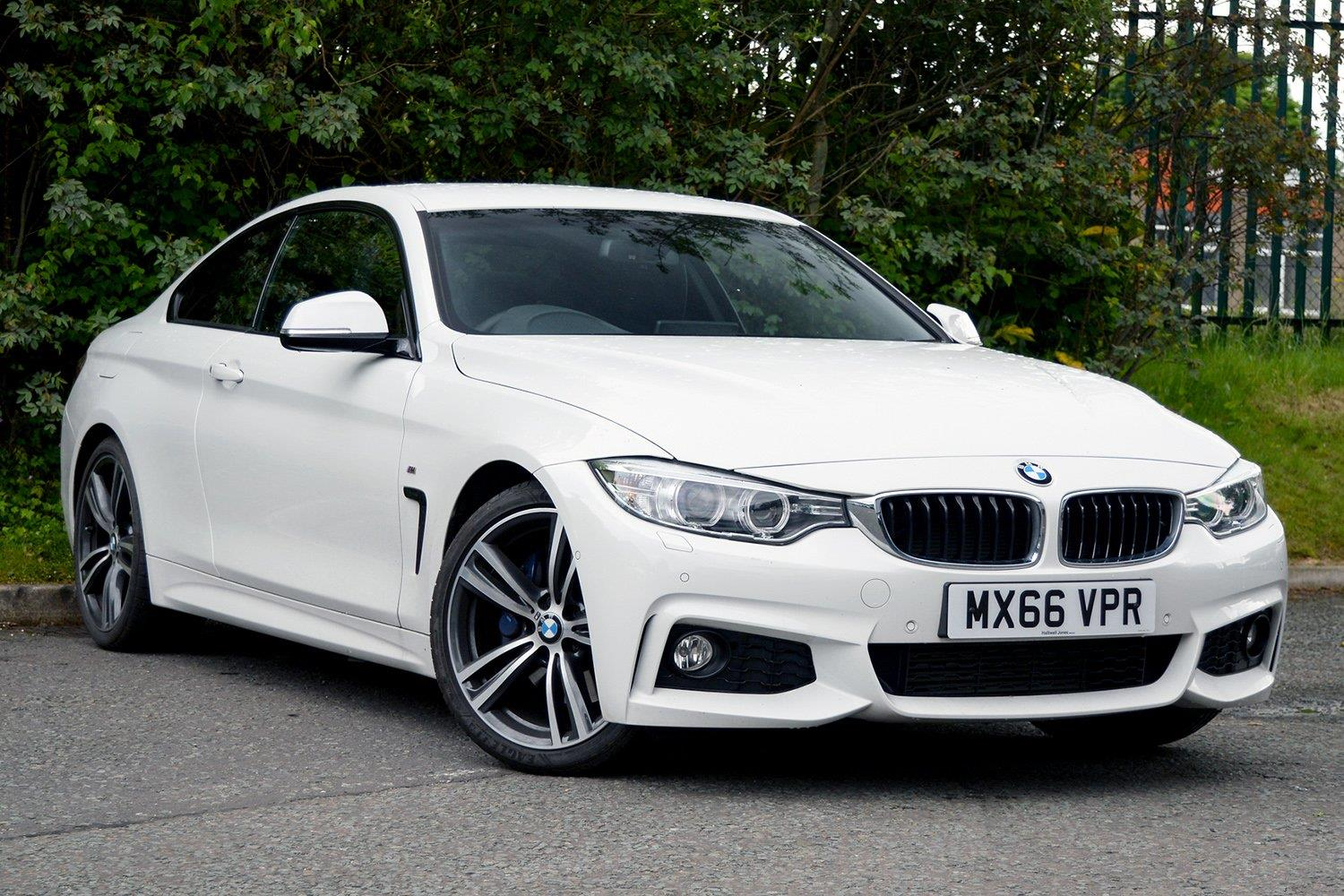 BMW 4 Series Coupé MX66VPR - Image 9