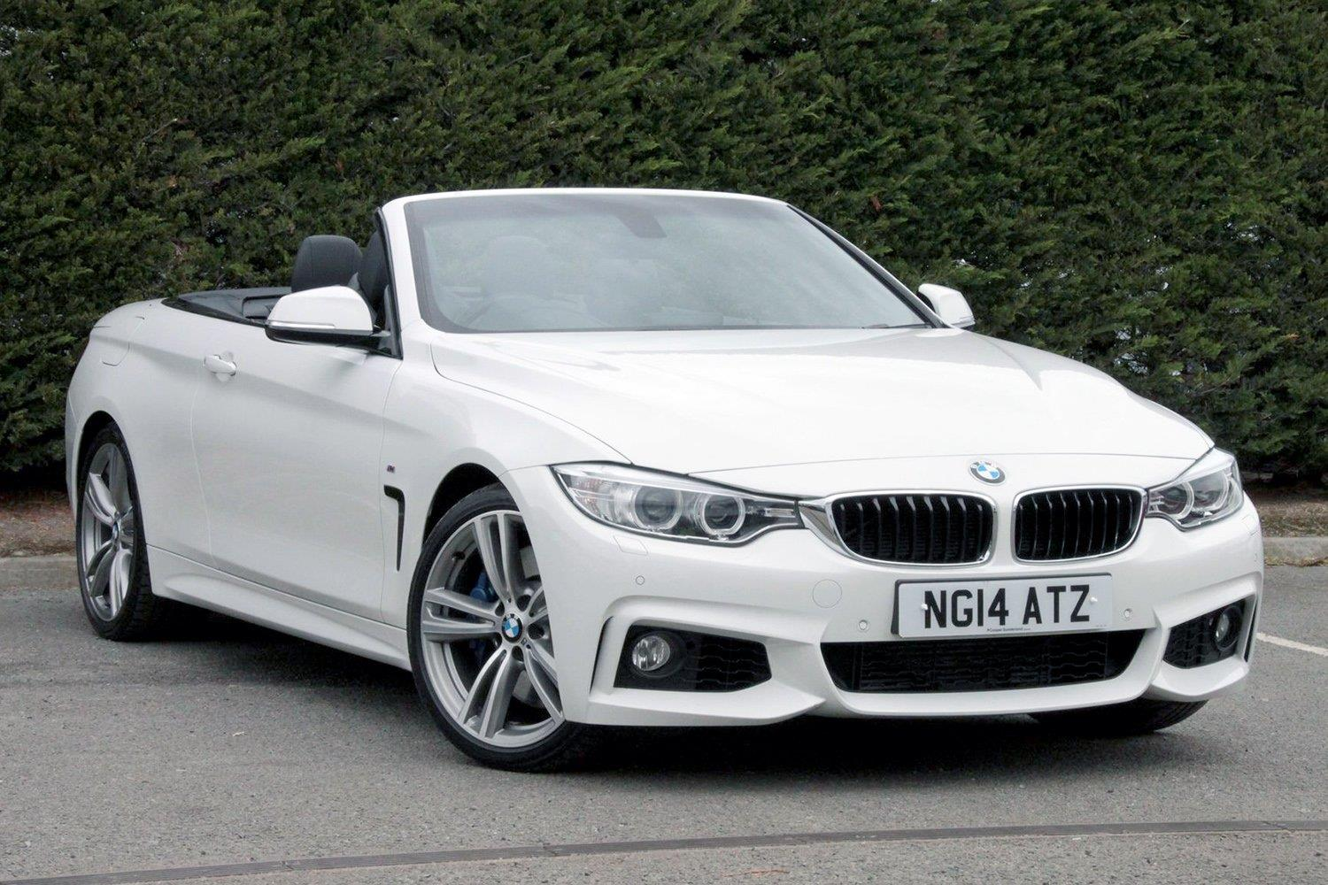 BMW 4 Series Convertible NG14ATZ - Image 1
