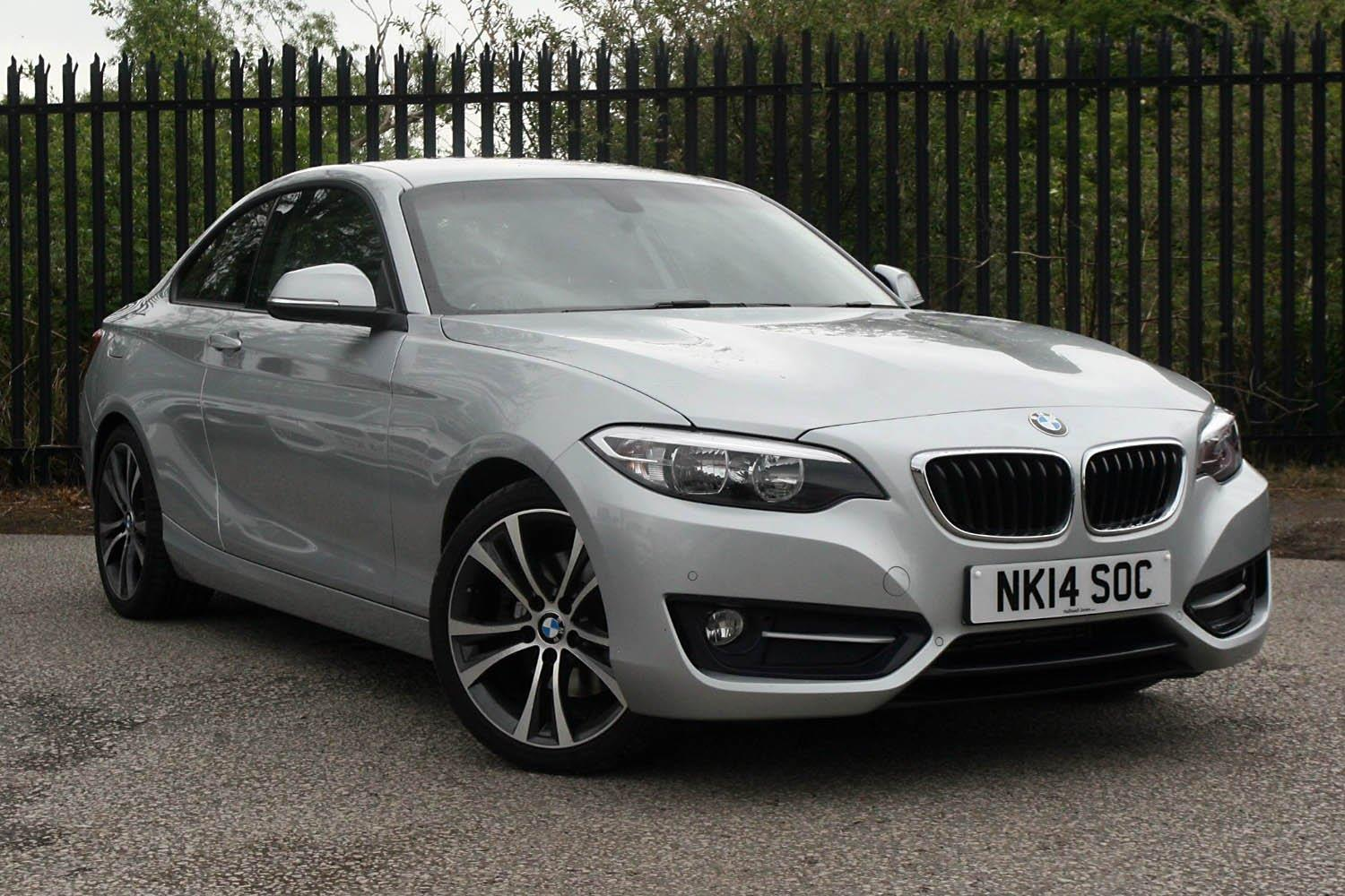 BMW 2 Series Coupé NK14SOC - Image 10