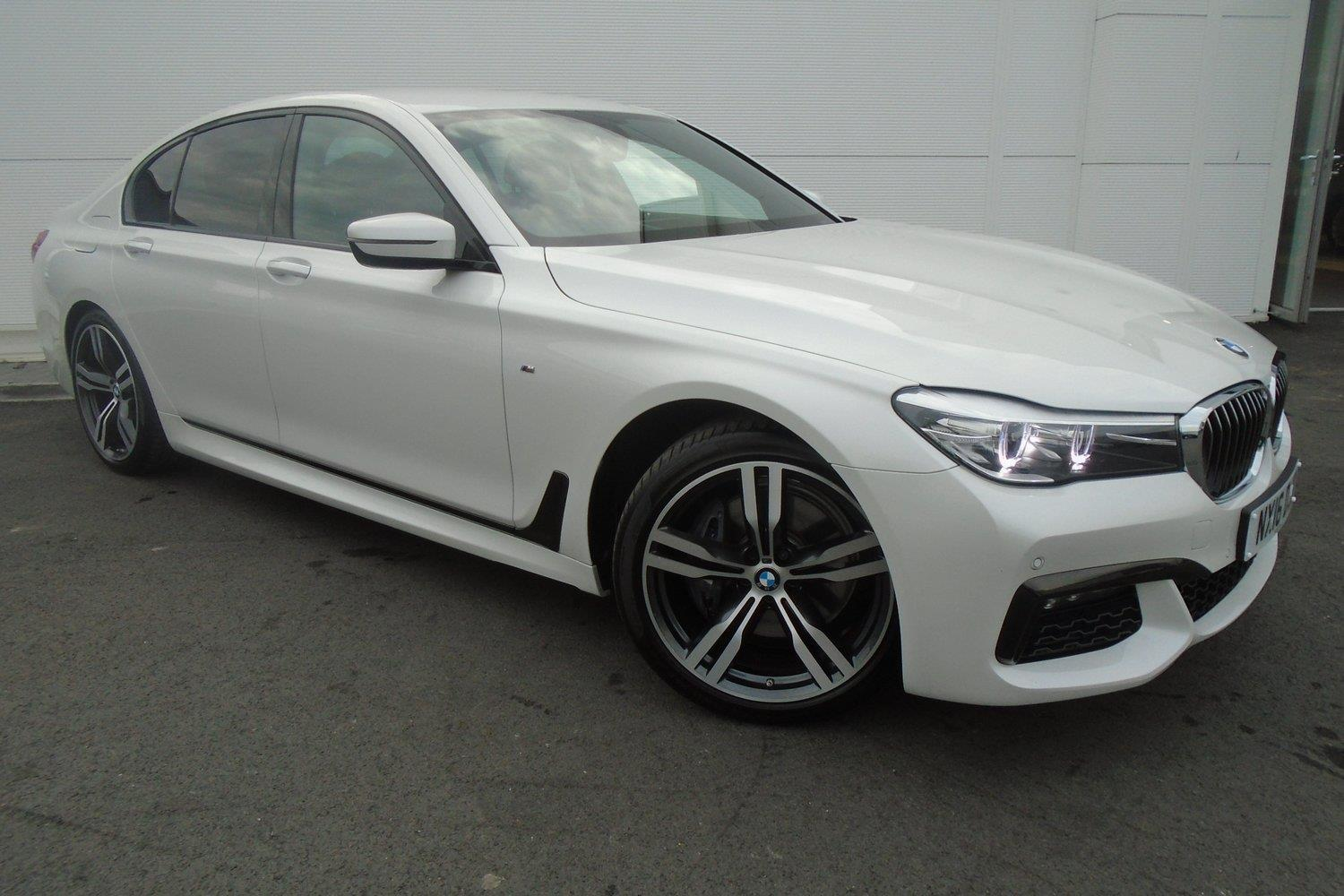 BMW 7 Series Saloon NX16DJD - Image 9