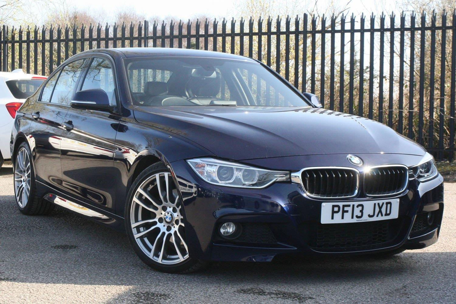 BMW 3 Series Saloon PF13JXD - Image 7