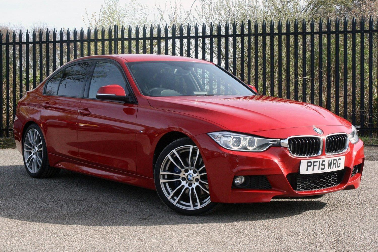BMW 3 Series Saloon PF15WRG - Image 3