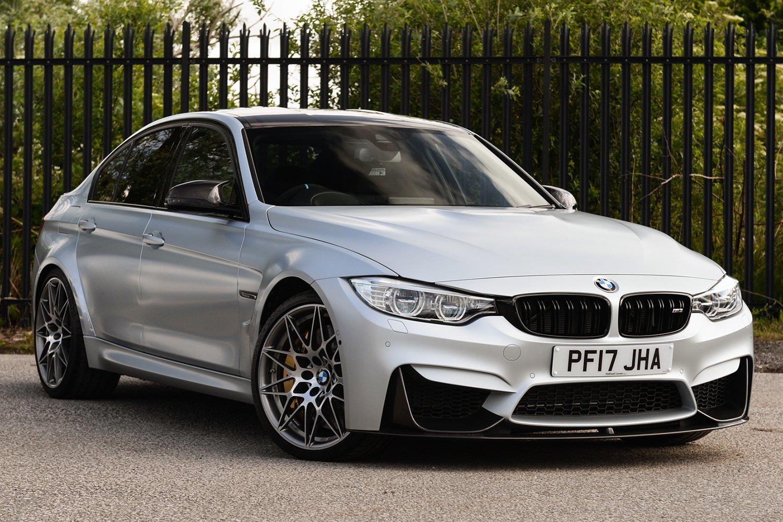 BMW M3 Saloon PF17JHA - Image 5
