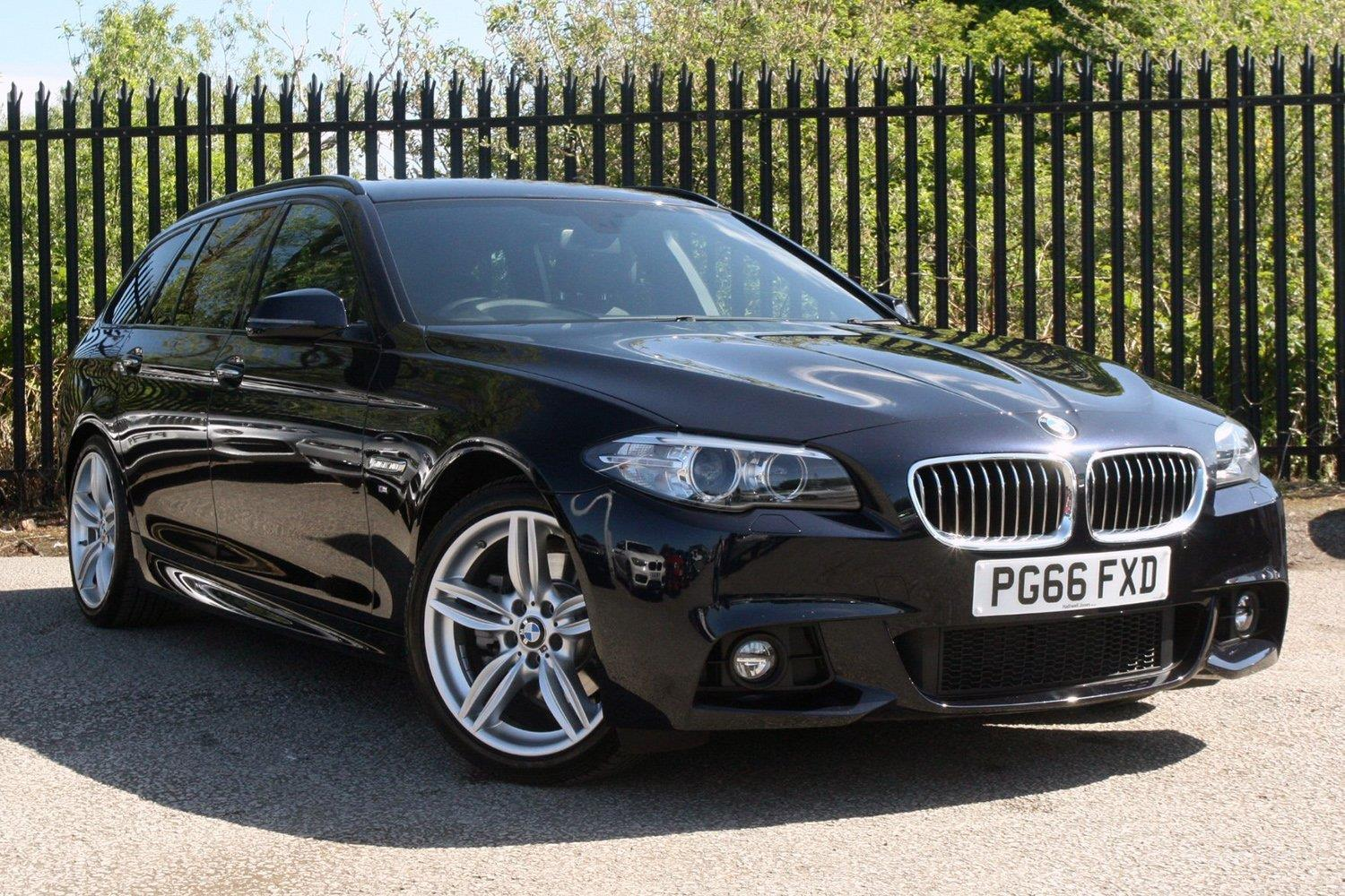 BMW 5 Series Touring PG66FXD - Image 8