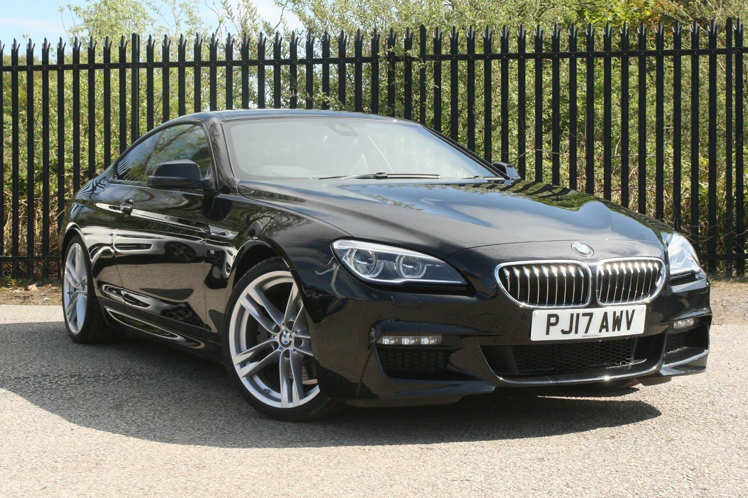 BMW 6 Series Coupé PJ17AWV - Image 5