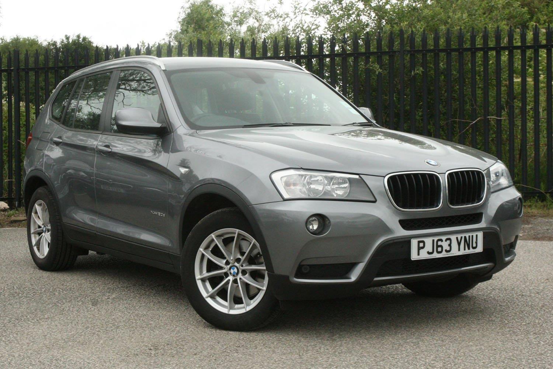 BMW X3 PJ63YNU - Image 9