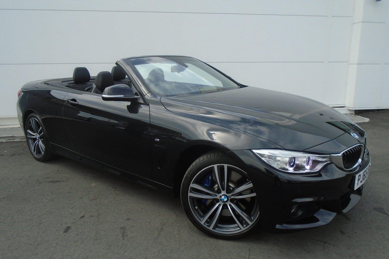 BMW 4 Series Convertible PJ65EOF - Image 5