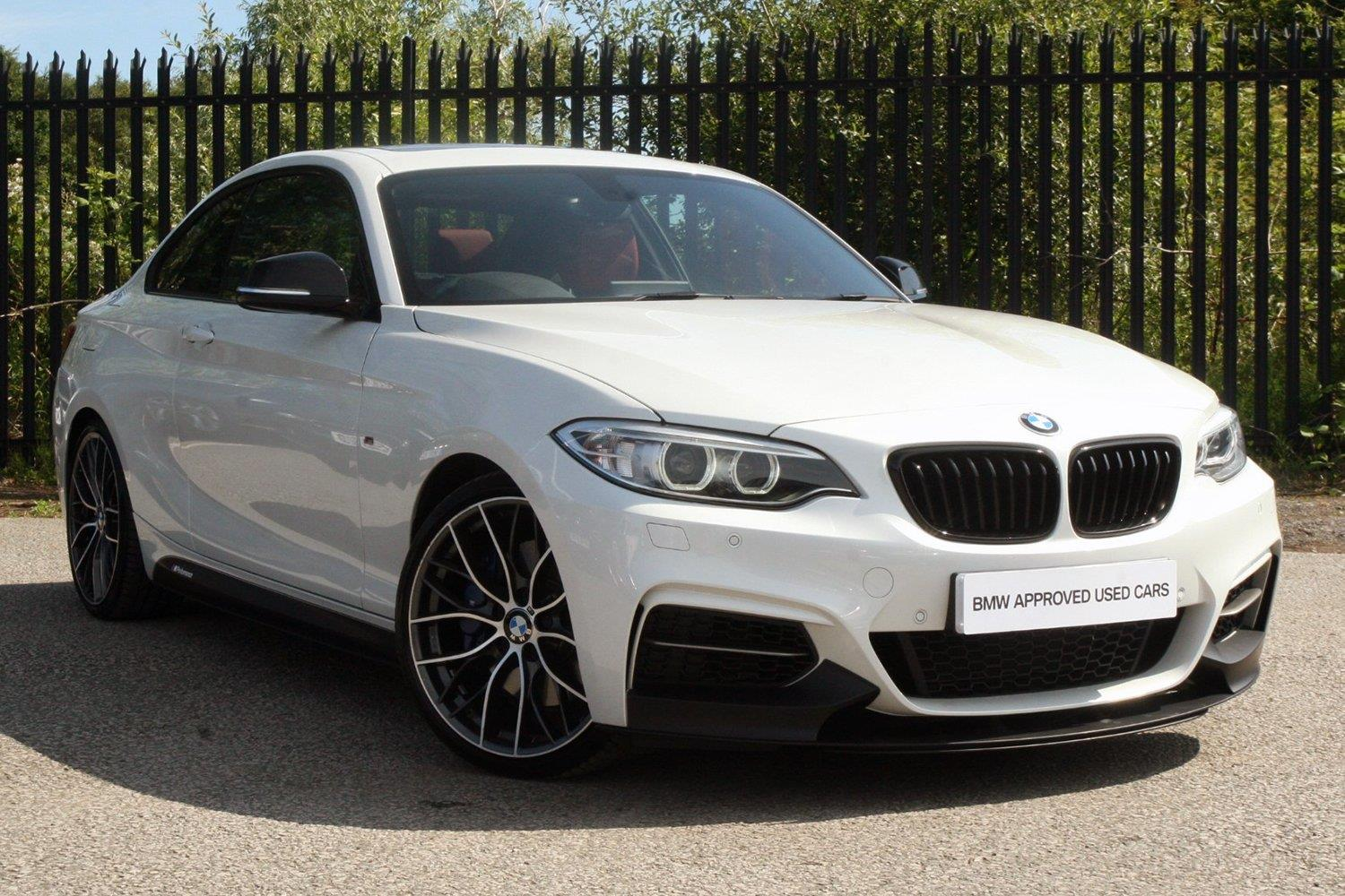 BMW 2 Series Coupé PJ66NKH - Image 1