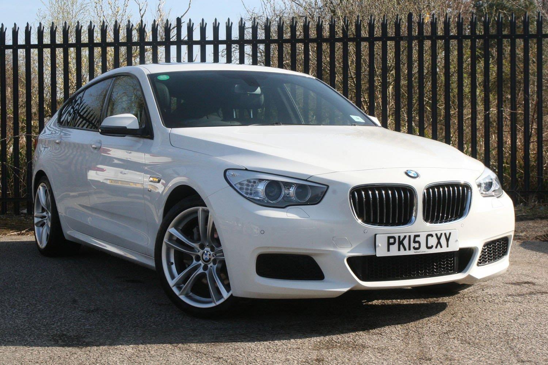 BMW 5 Series Gran Turismo PK15CXY - Image 2