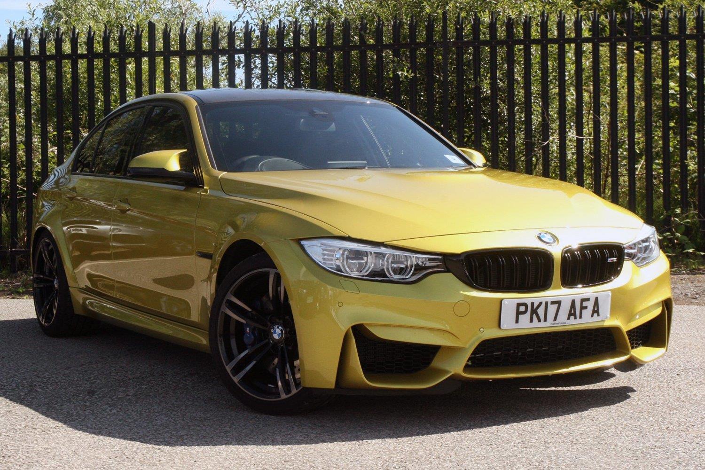 BMW M3 Saloon PK17AFA - Image 4
