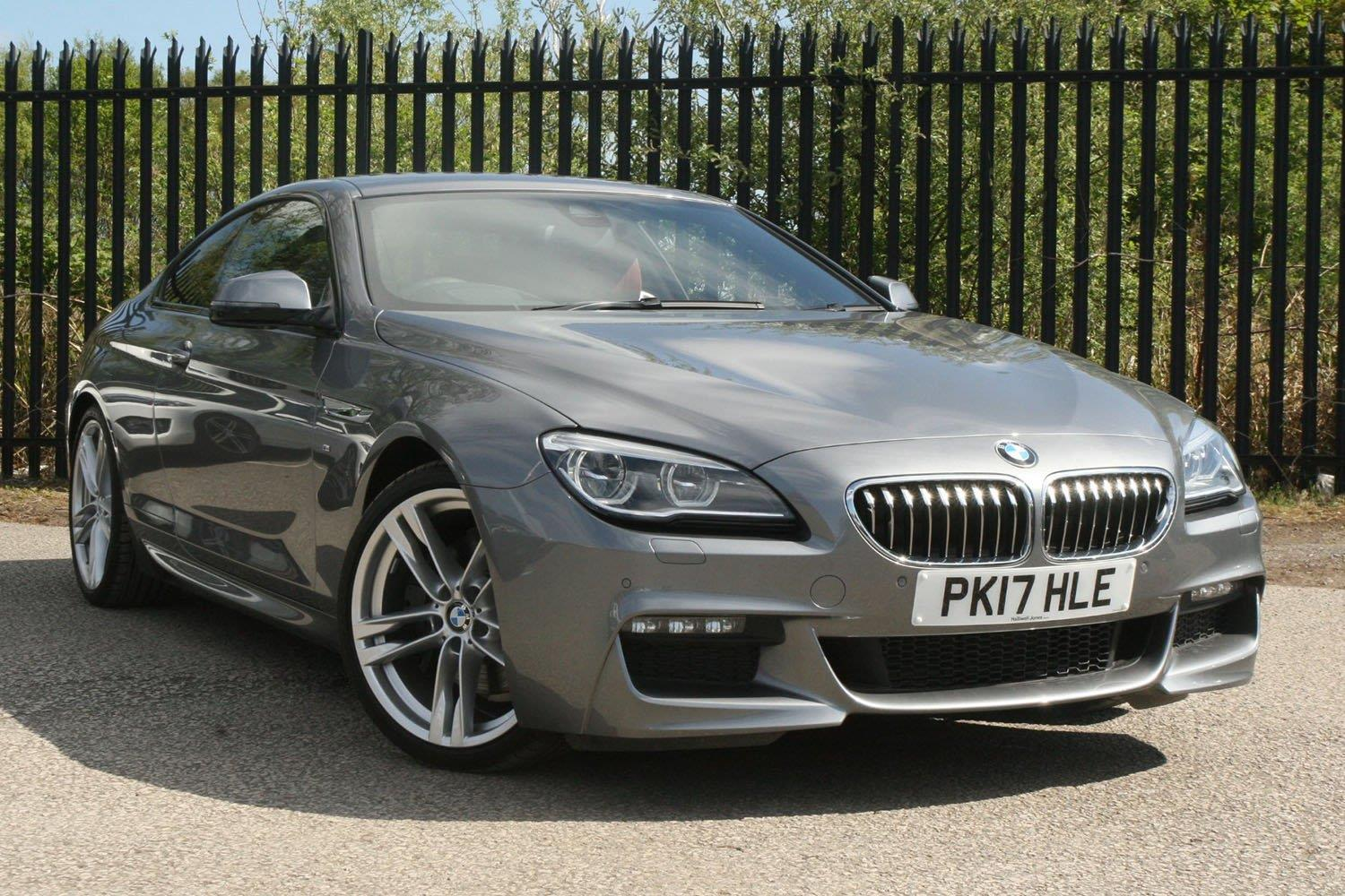 BMW 6 Series Coupé PK17HLE - Image 6