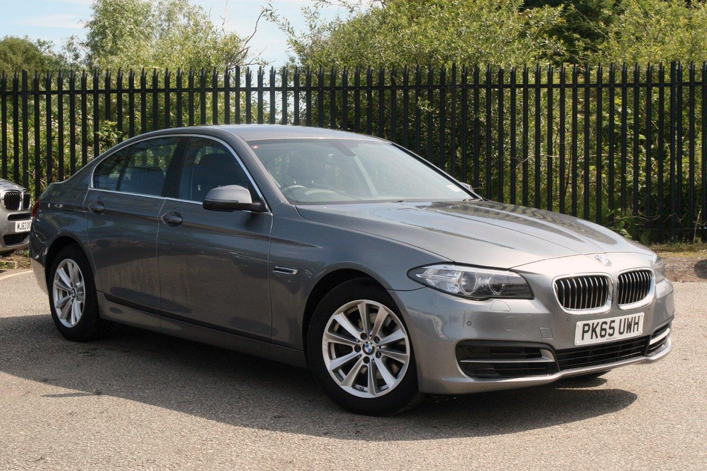 BMW 5 Series Saloon PK65UWH - Image 6