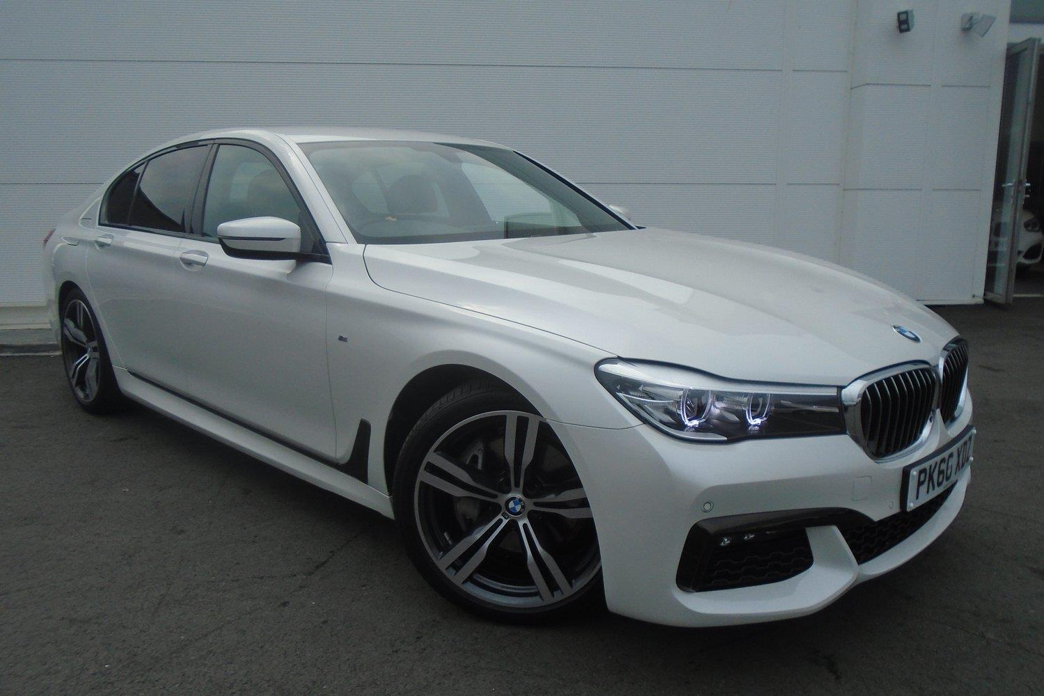 BMW 7 Series Saloon PK66XDZ - Image 1