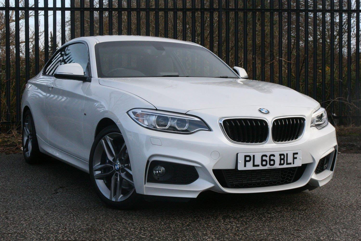 BMW 2 Series Coupé PL66BLF - Image 7
