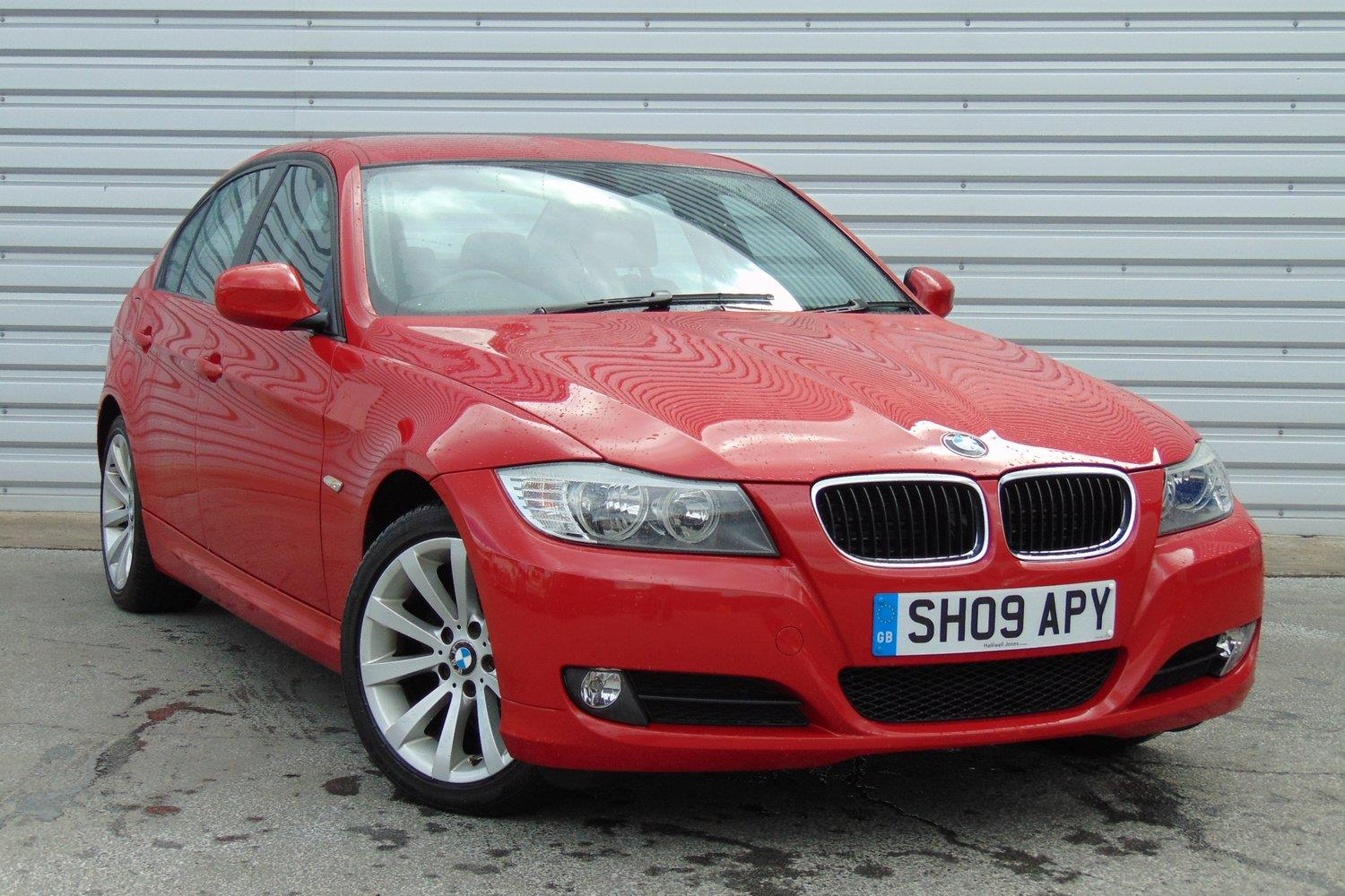 BMW 3 Series Saloon SH09APY - Image 8