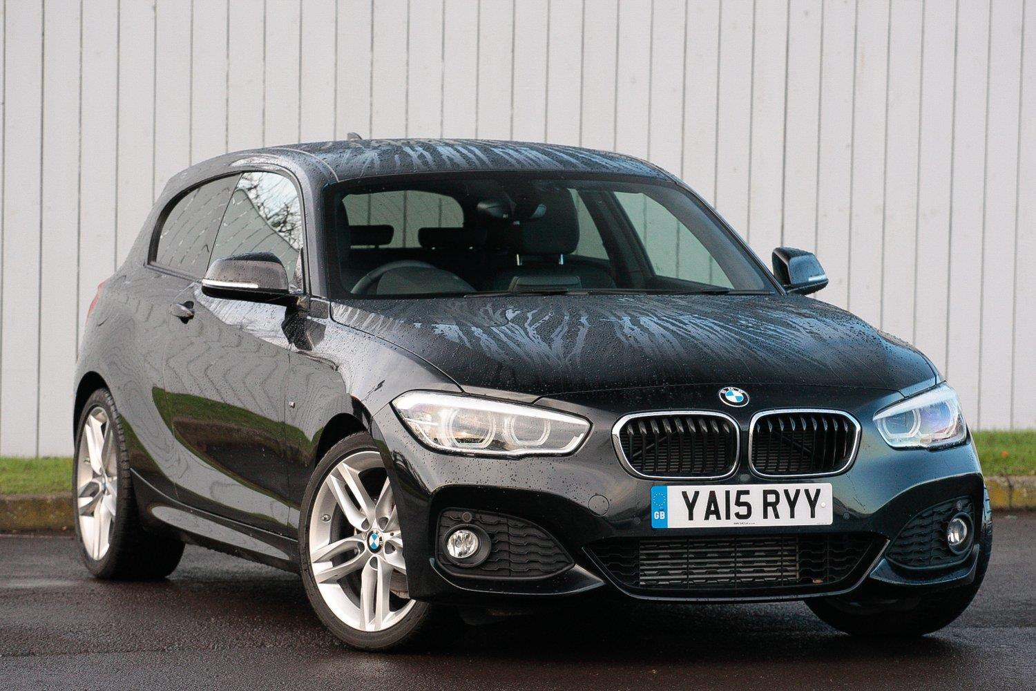 BMW 1 Series 3-door Sports Hatch YA15RYY - Image 3