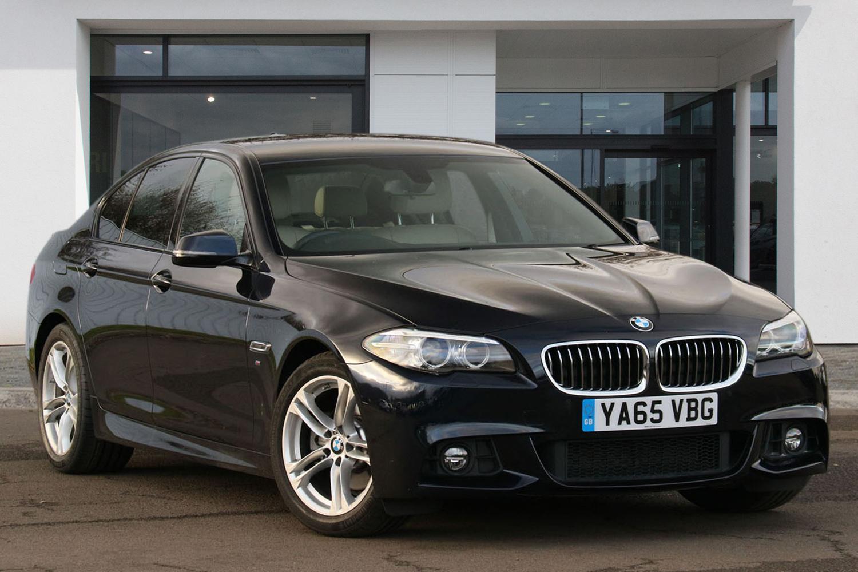 BMW 5 Series Saloon YA65VBG - Image 5