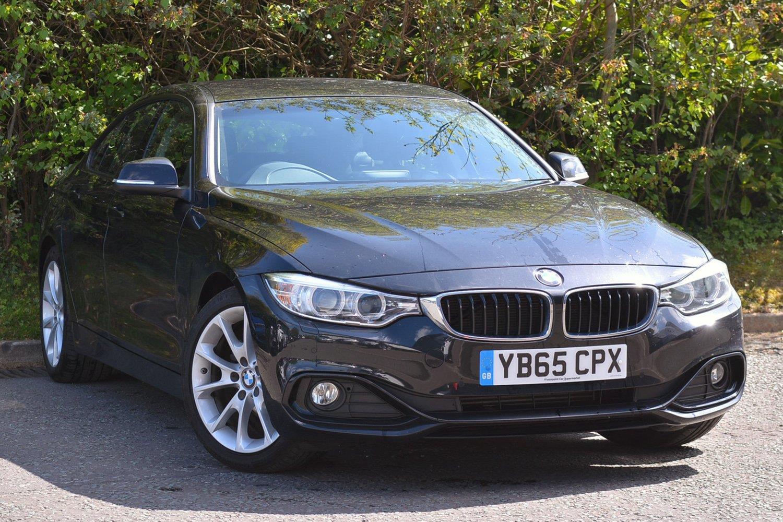 BMW 4 Series Gran Coupé YB65CPX - Image 10
