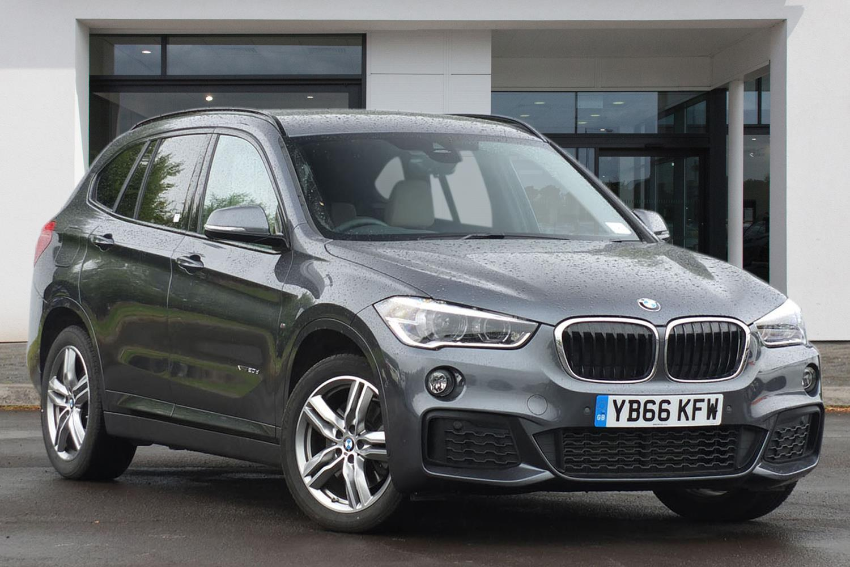 BMW X1 YB66KFW - Image 2