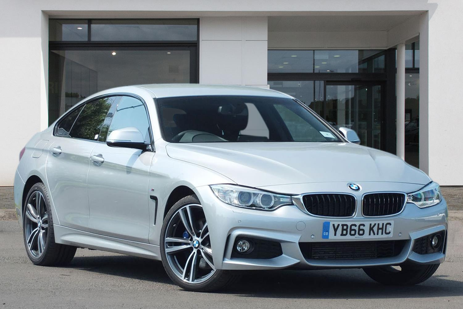 BMW 4 Series Gran Coupé YB66KHC - Image 1