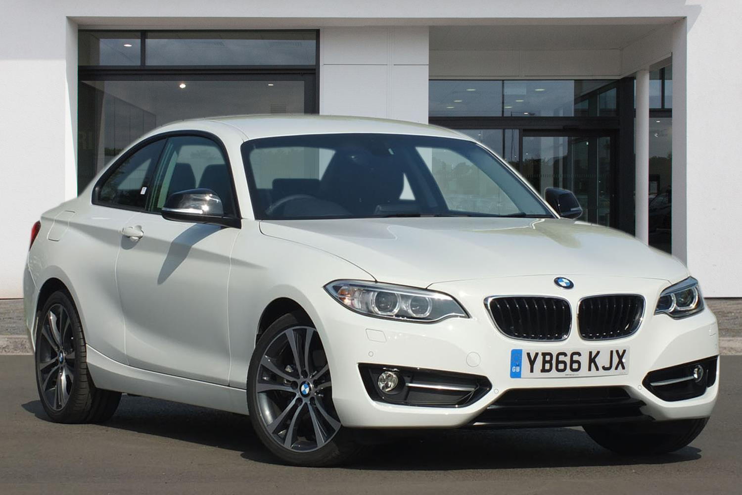 BMW 2 Series Coupé YB66KJX - Image 2