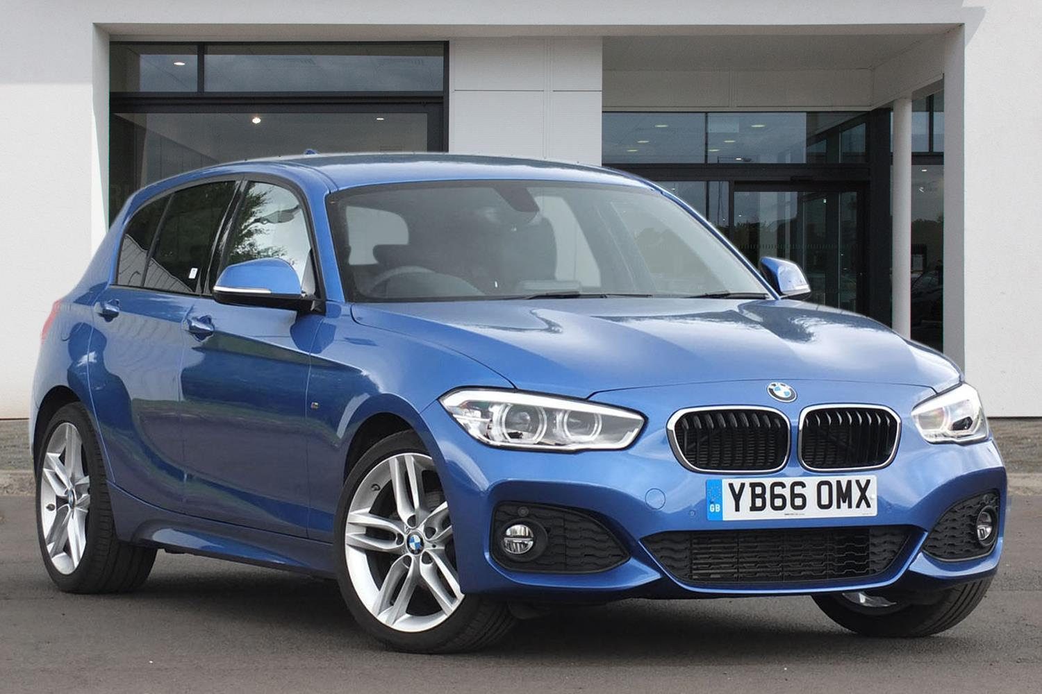 BMW 1 Series 5-door Sports Hatch YB66OMX - Image 5
