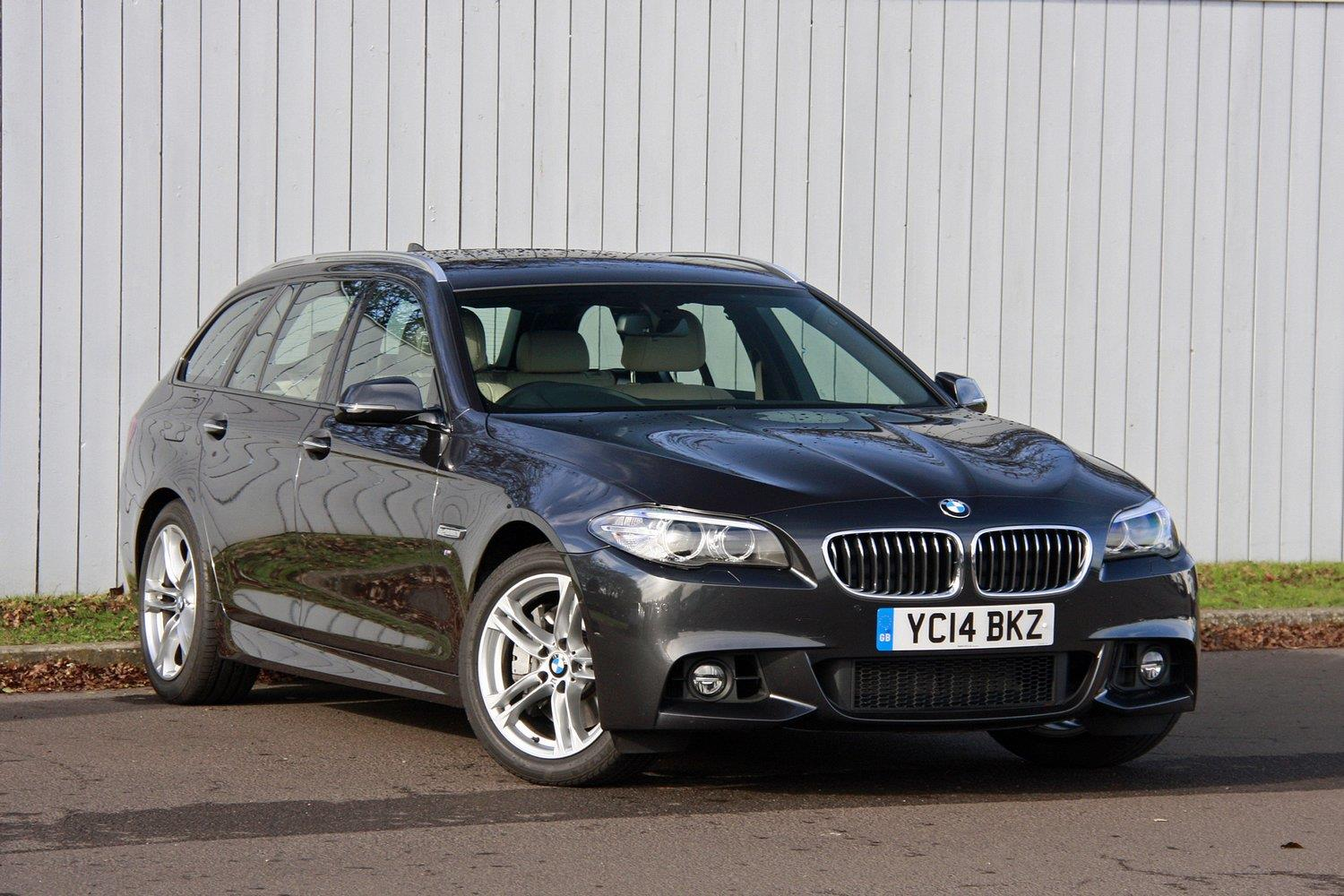 BMW 5 Series Touring YC14BKZ - Image 9