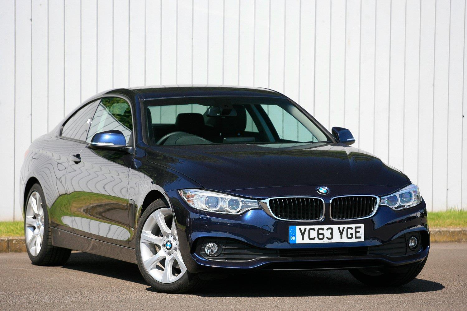 BMW 4 Series Coupé YC63YGE - Image 8