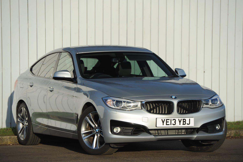 BMW 3 Series Gran Turismo YE13YBJ - Image 7