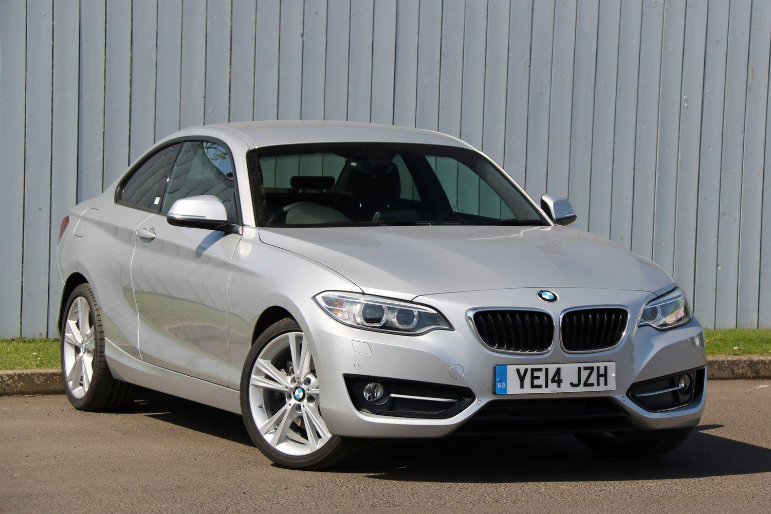 BMW 2 Series Coupé YE14JZH - Image 2
