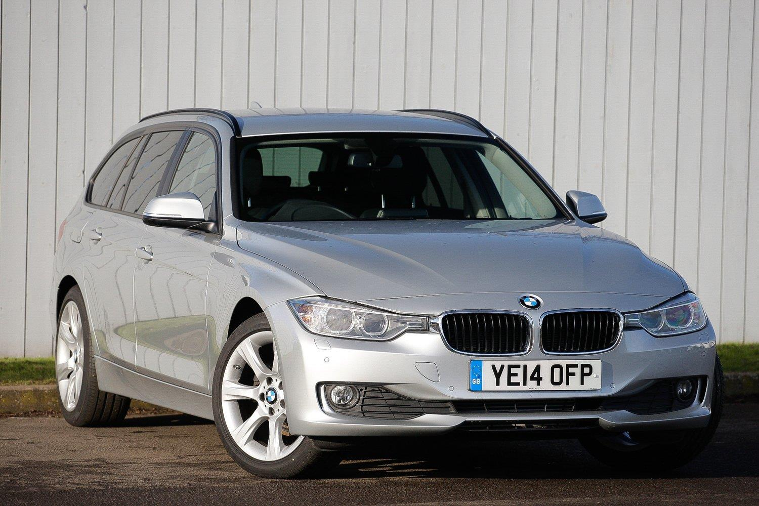 BMW 3 Series Touring YE14OFP - Image 9