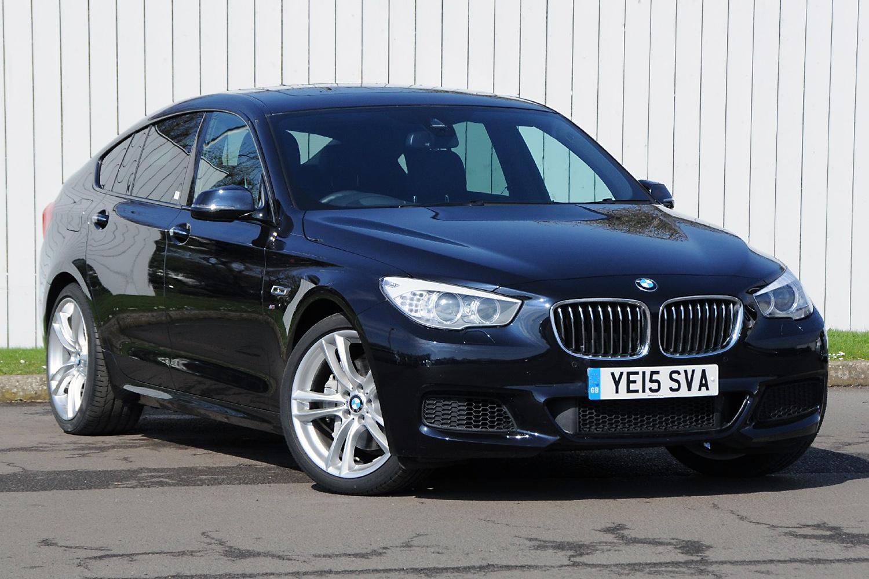 BMW 5 Series Gran Turismo YE15SVA - Image 3