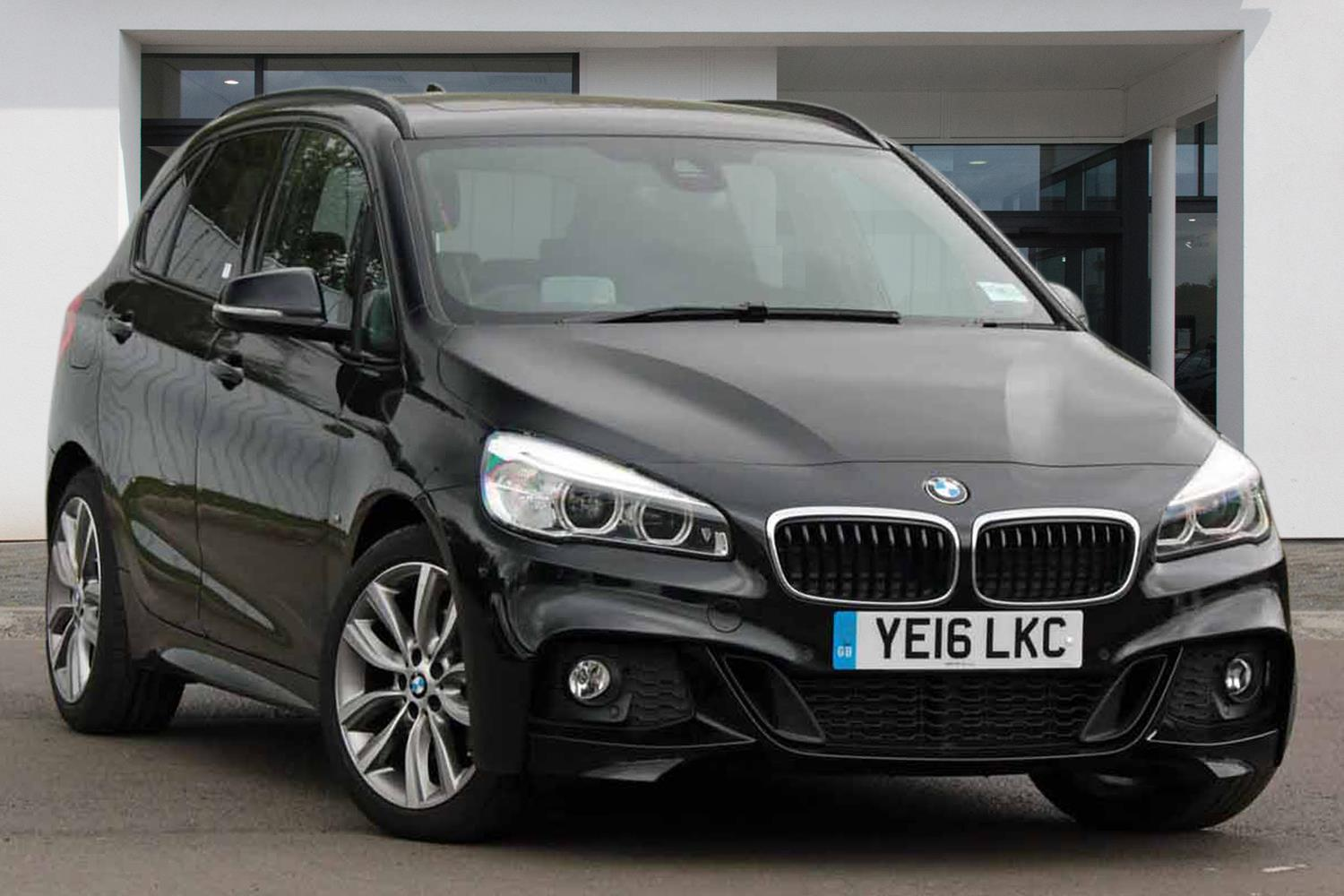 BMW 2 Series Active Tourer 5-Door YE16LKC - Image 4