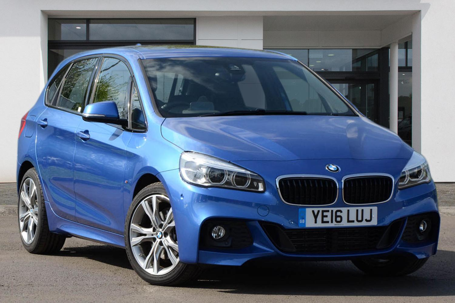BMW 2 Series Active Tourer 5-Door YE16LUJ - Image 3