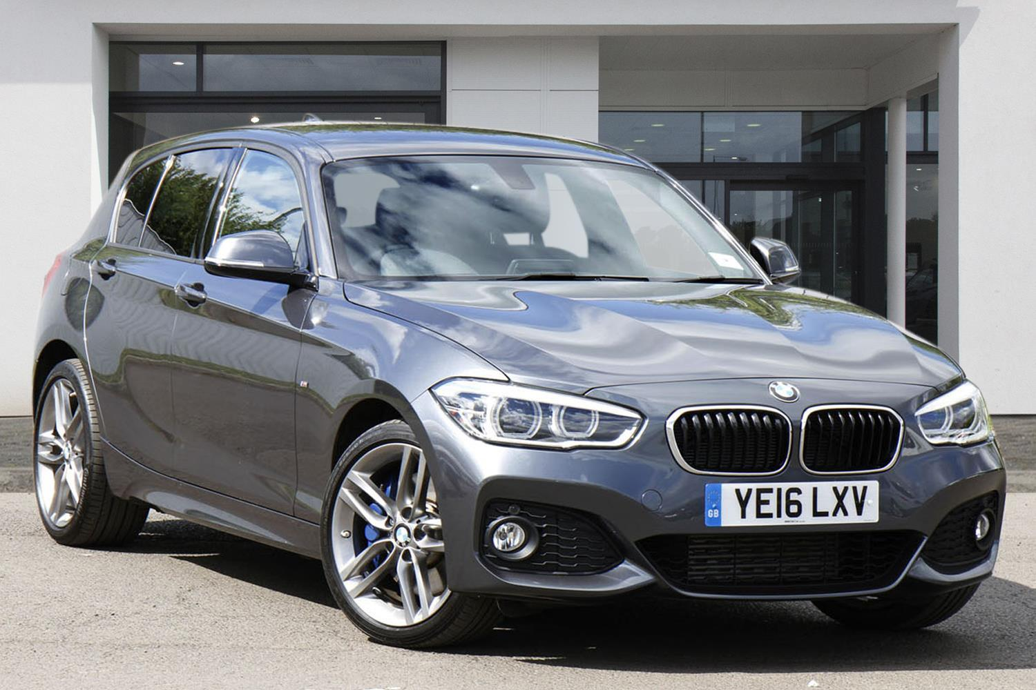 BMW 1 Series 5-door Sports Hatch YE16LXV - Image 6