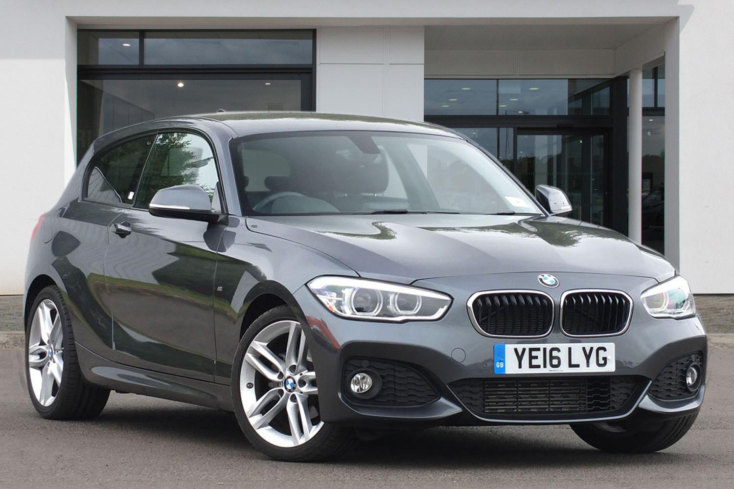 BMW 1 Series 3-door Sports Hatch YE16LYG - Image 1