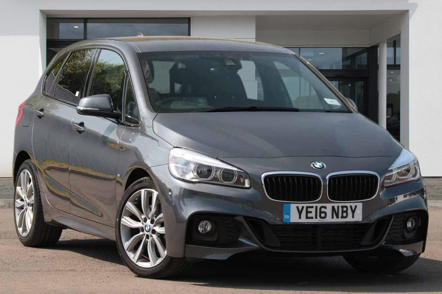 BMW 2 Series Active Tourer 5-Door YE16NBY - Image 2