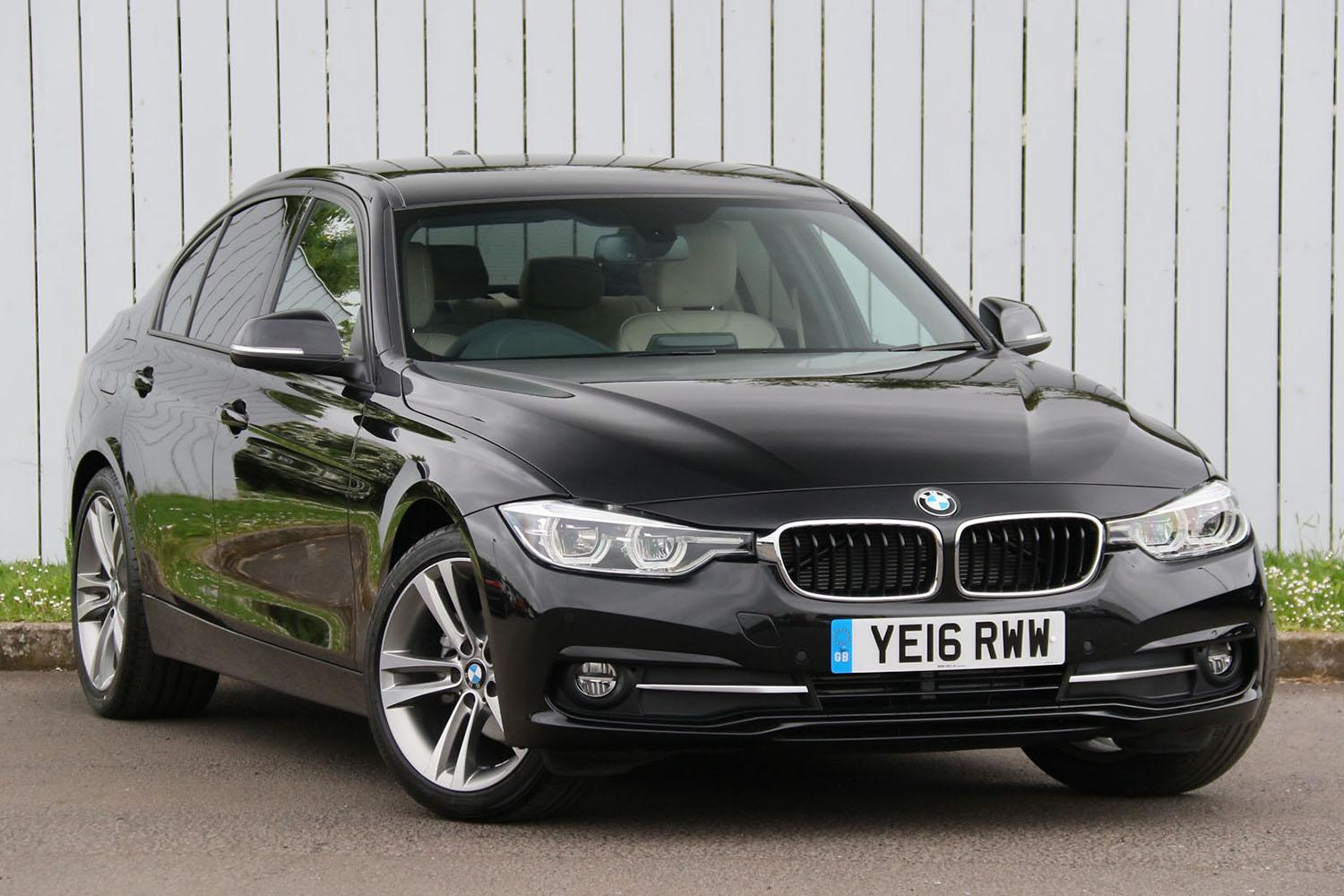 BMW 3 Series Saloon YE16RWW - Image 8