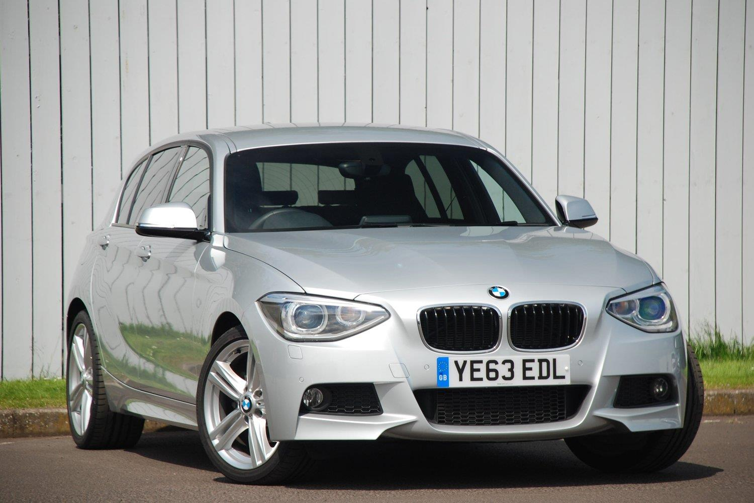 BMW 1 Series 5-door Sports Hatch YE63EDL - Image 10