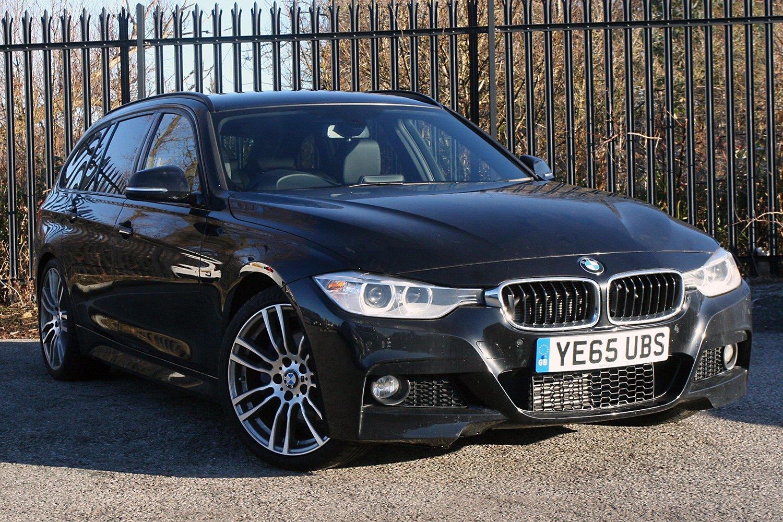 BMW 3 Series Touring YE65UBS - Image 5