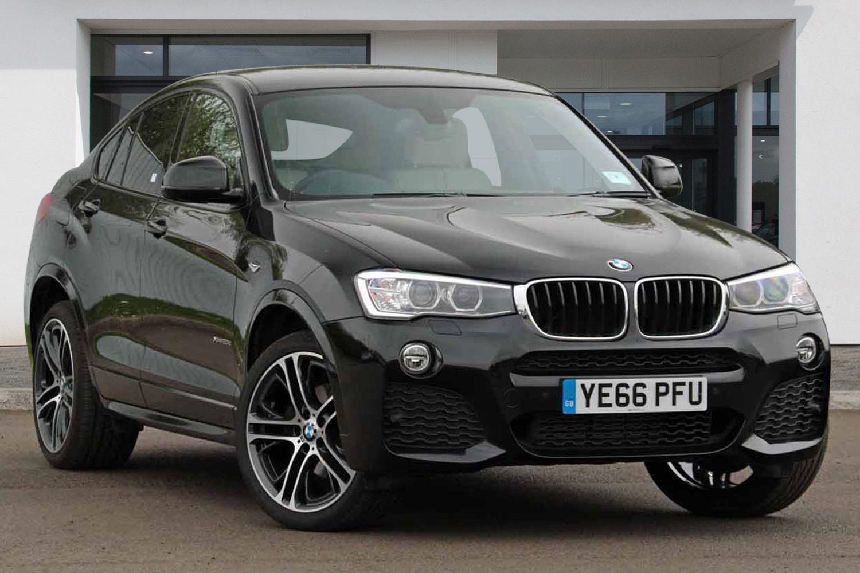 BMW X4 YE66PFU - Image 1
