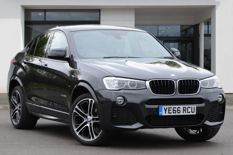 BMW X4 YE66RCU - Image 2