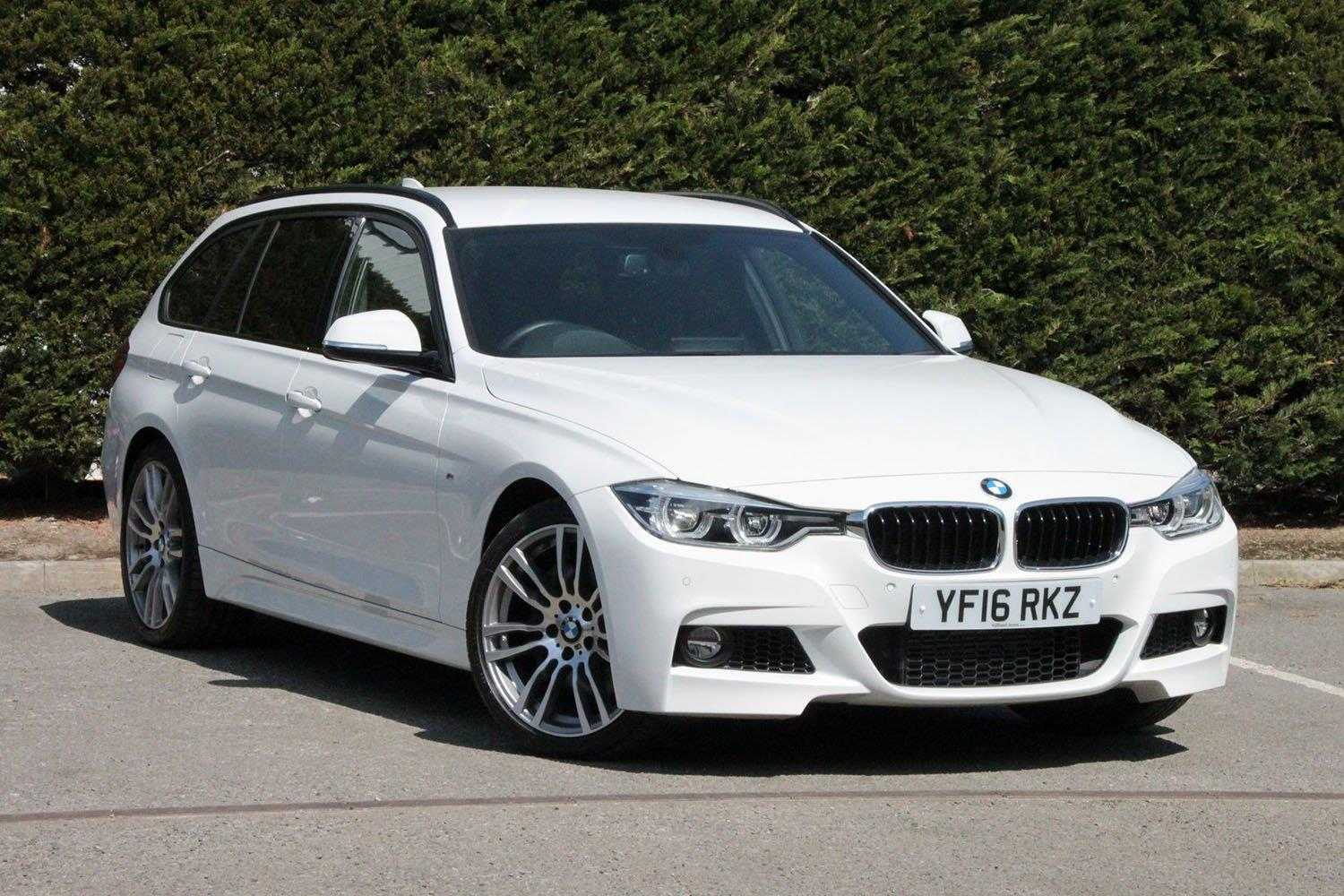 BMW 3 Series Touring YF16RKZ - Image 6