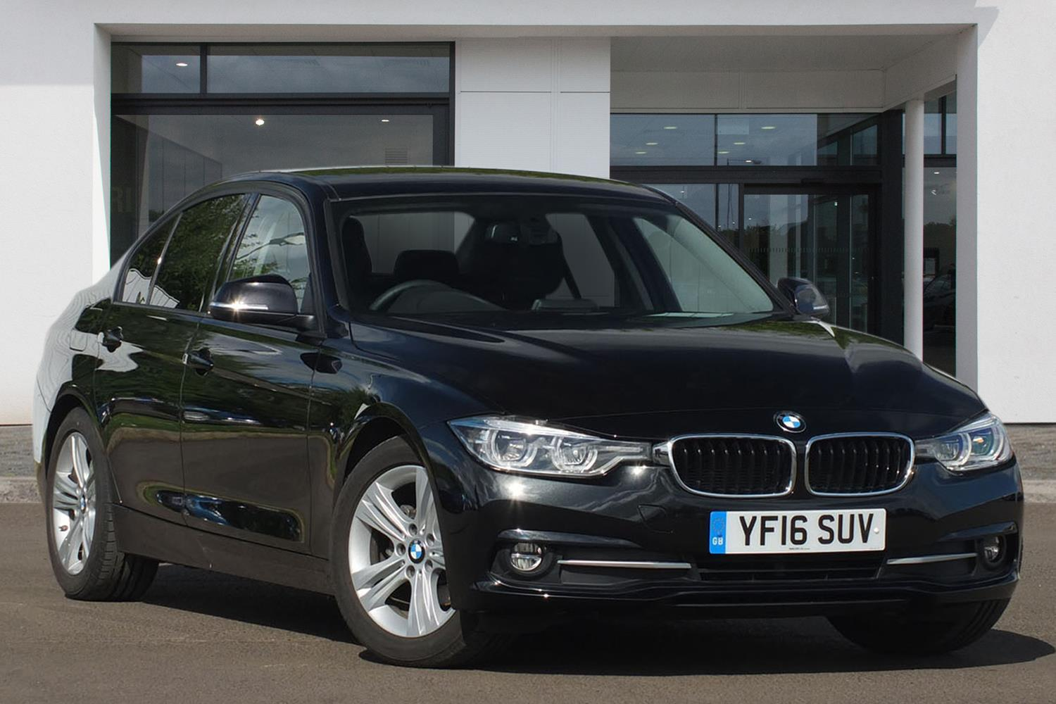BMW 3 Series Saloon YF16SUV - Image 7