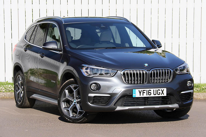 BMW X1 YF16UGX - Image 1
