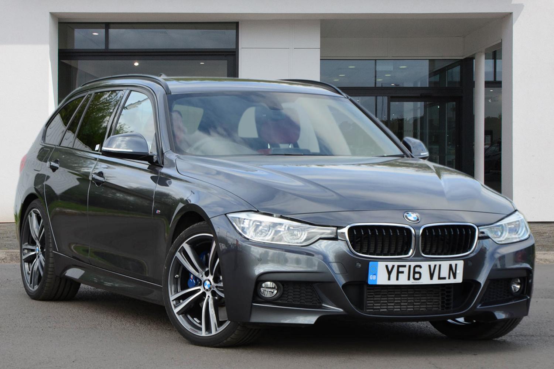 BMW 3 Series Touring YF16VLN - Image 1