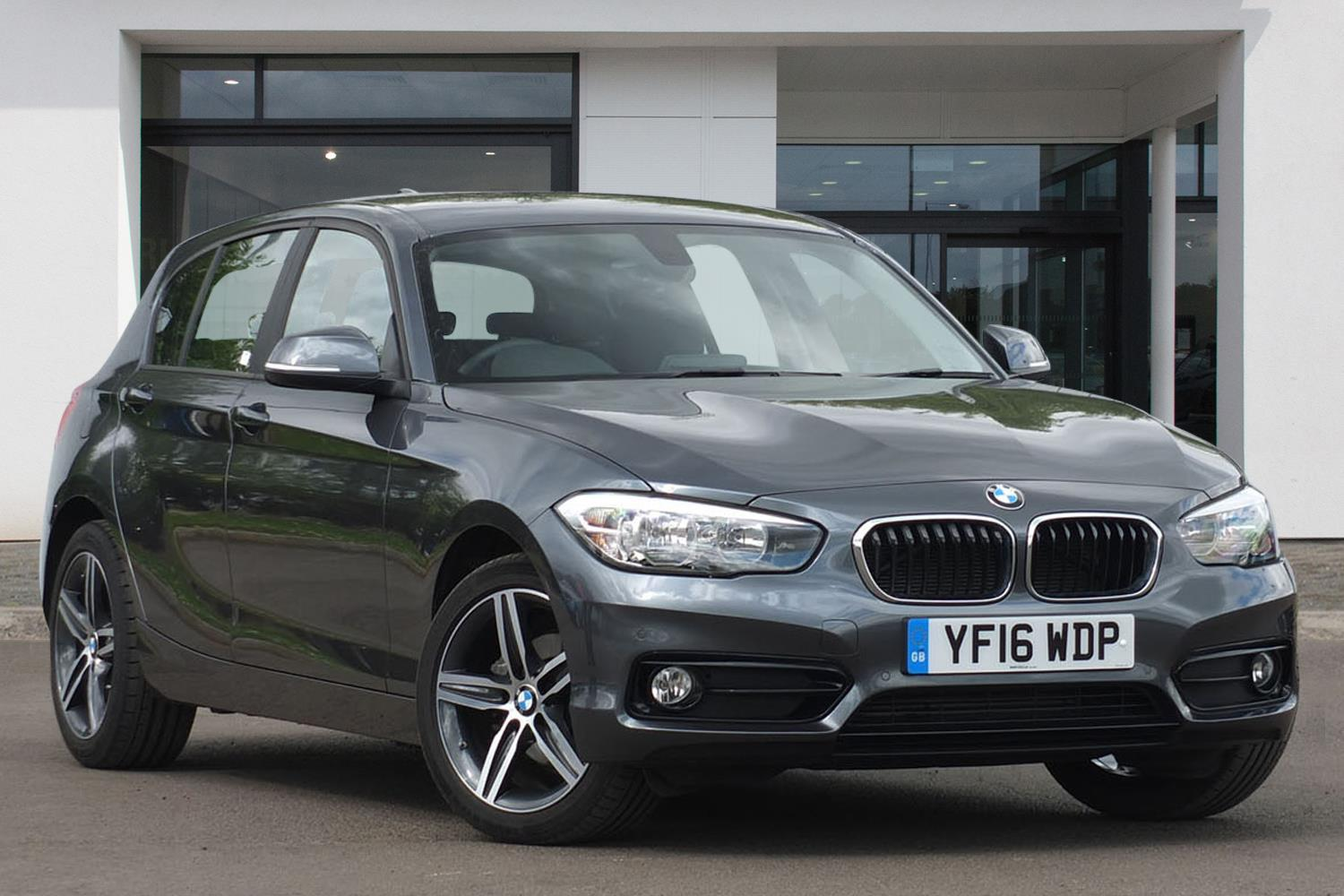 BMW 1 Series 5-door Sports Hatch YF16WDP - Image 7