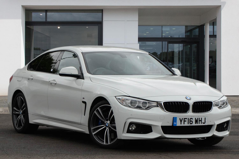 BMW 4 Series Gran Coupé YF16WHJ - Image 10