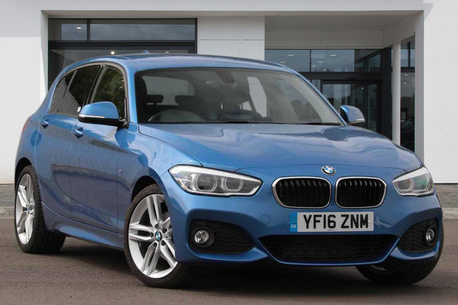 BMW 1 Series 5-door Sports Hatch YF16ZNM - Image 6